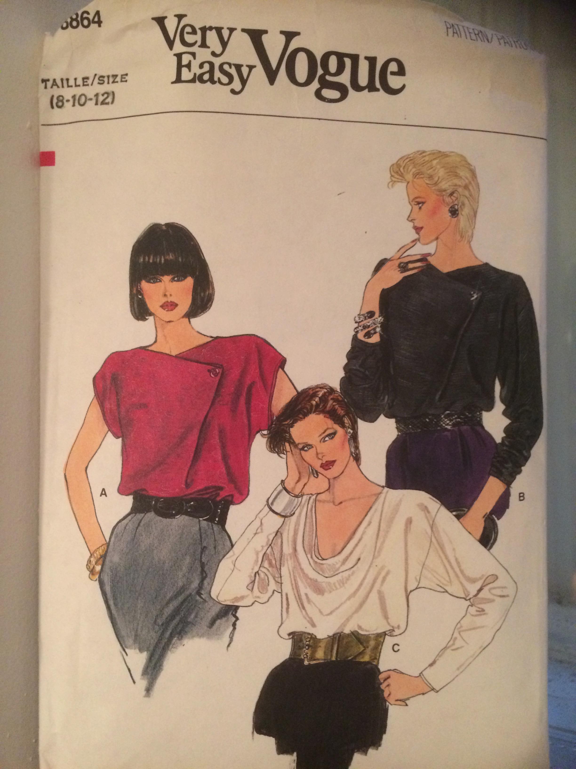 Vogue 8864