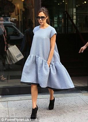 Victoria Beckham Tent dress