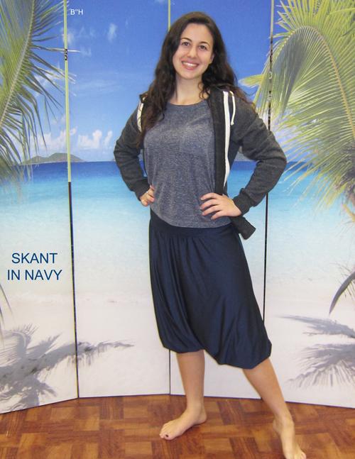 The skant - Kosher gym wear
