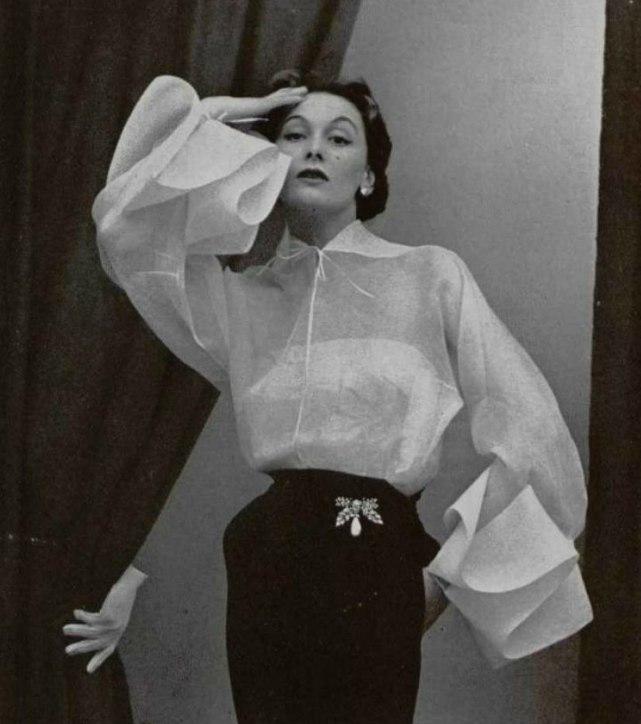 1951 Castillo blouse