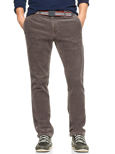 Taupe (grey-brown) Cords