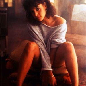 Typical model shot, 1980s