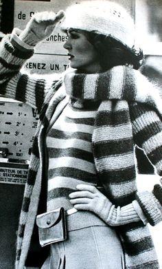 Sonia Rykiel stripes