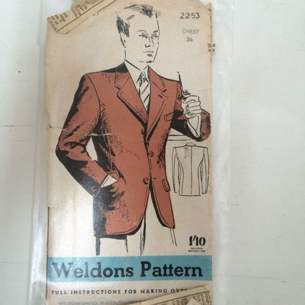 Weldon pattern 2253, c1940s