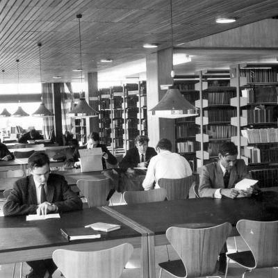 Warwick University 1965