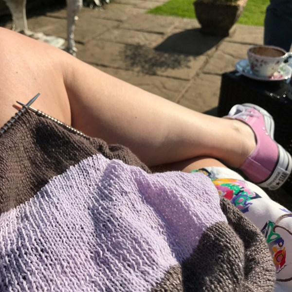 It's bare legs time in Lancashire!
