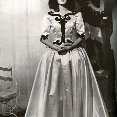 Balenciaga's 1939 Infanta dress