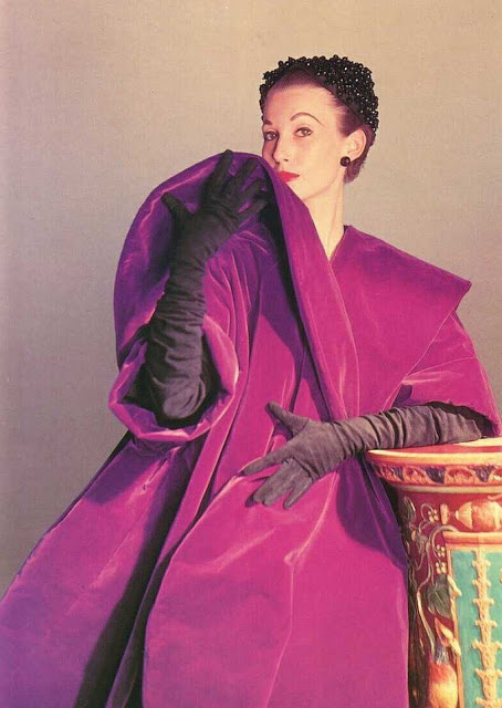 1951 evening coat