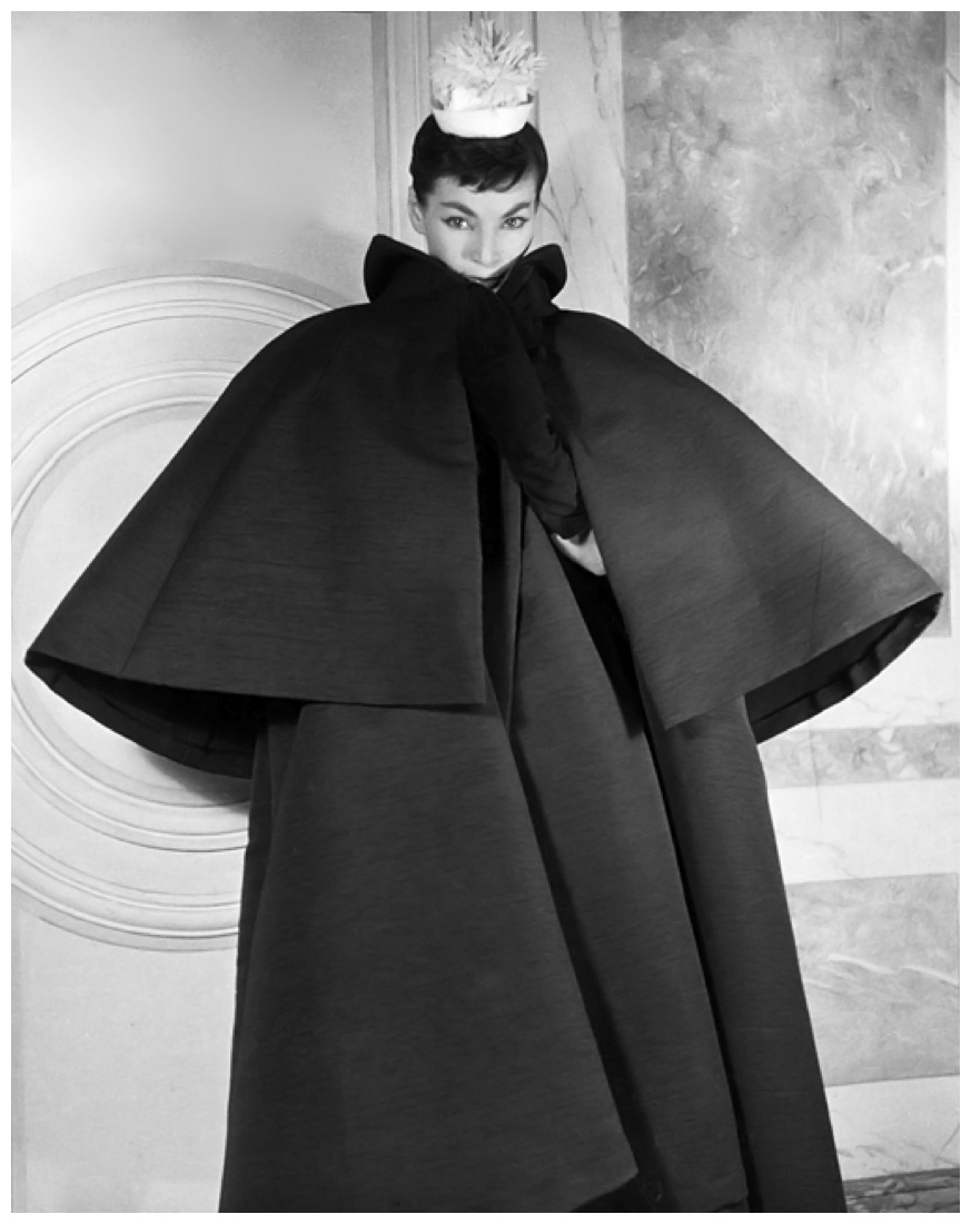 1953 Balenciaga coat