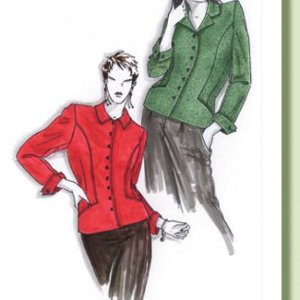 La Fred Maia jacket
