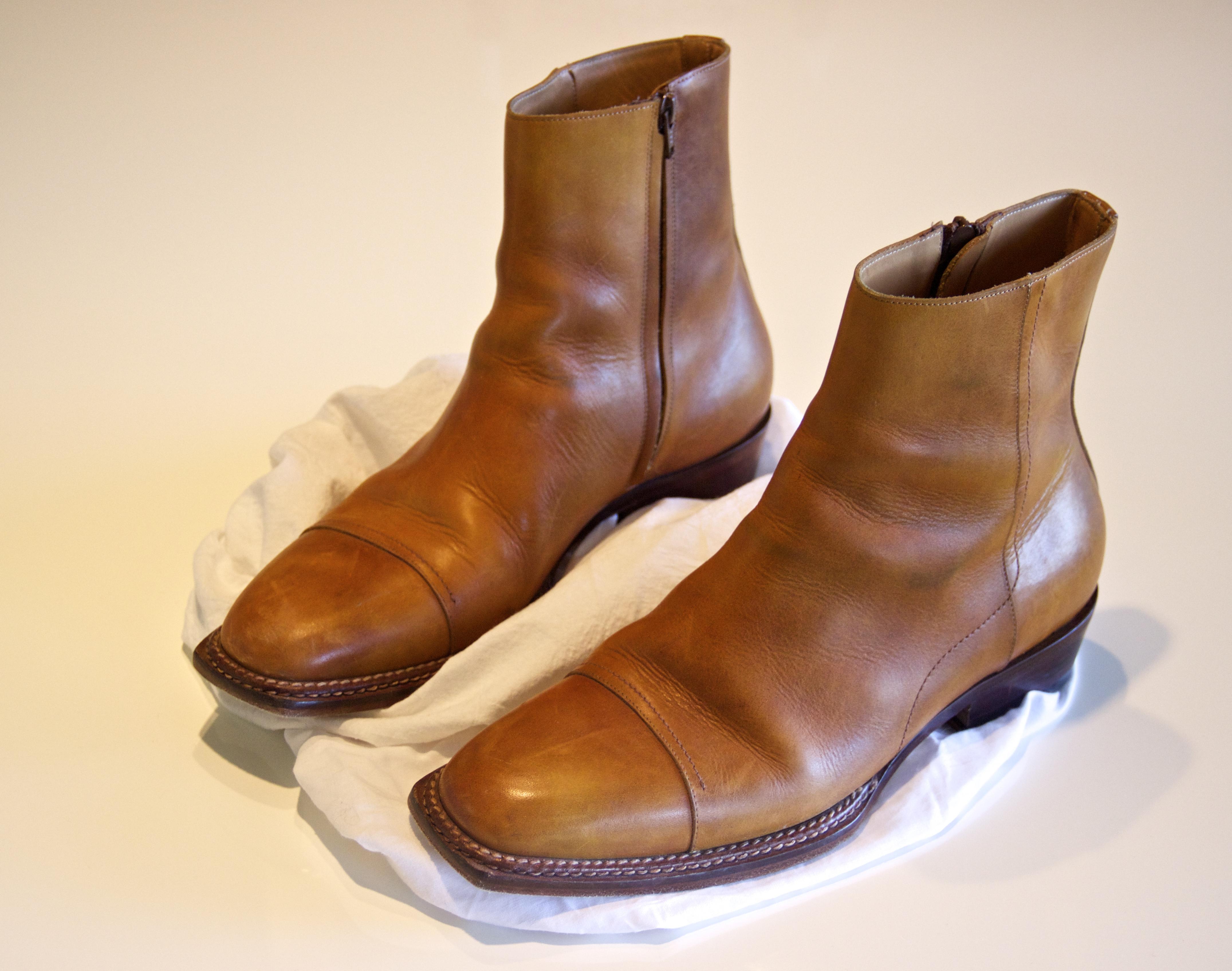 Design idea - mans boot