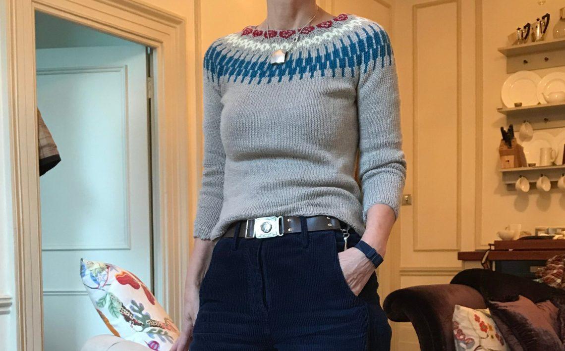 Girl Guide belt