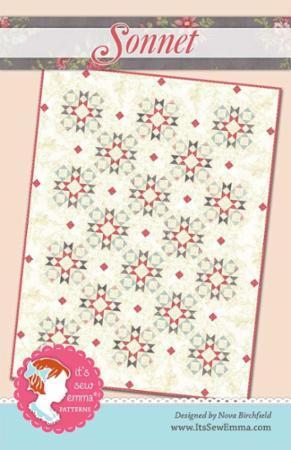 Sonnet Quilt Pattern It S Sew Emma From Fat Quarter Shop Quilt