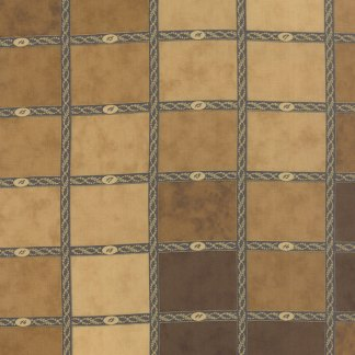 Mille Couleurs Fabric Swatch Chart Walnut Browns and Tans with Numbers Designer Quilting Sewing by 3 Sisters for Moda - 1/2 Yard 44080 12