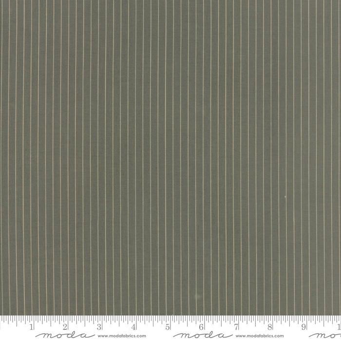 At Home Fabric – Moda Fabric – Half Yard – Blackbird Designs Reproduction Fabric Cream on Blue