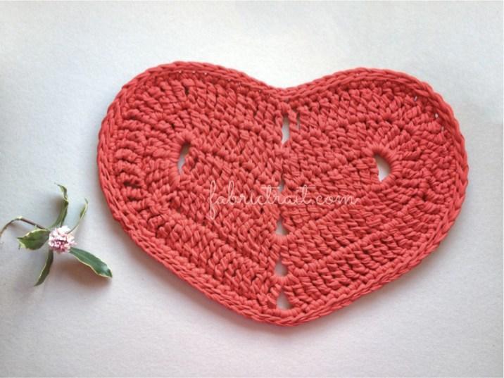 Individual em crochet
