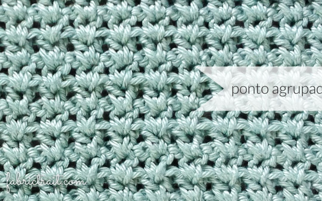 CROCHET-STITCH POINTS GROUPED