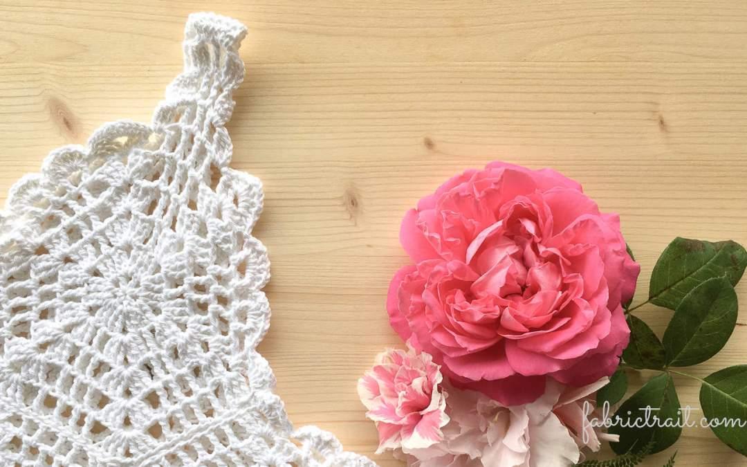 Top em Crochet