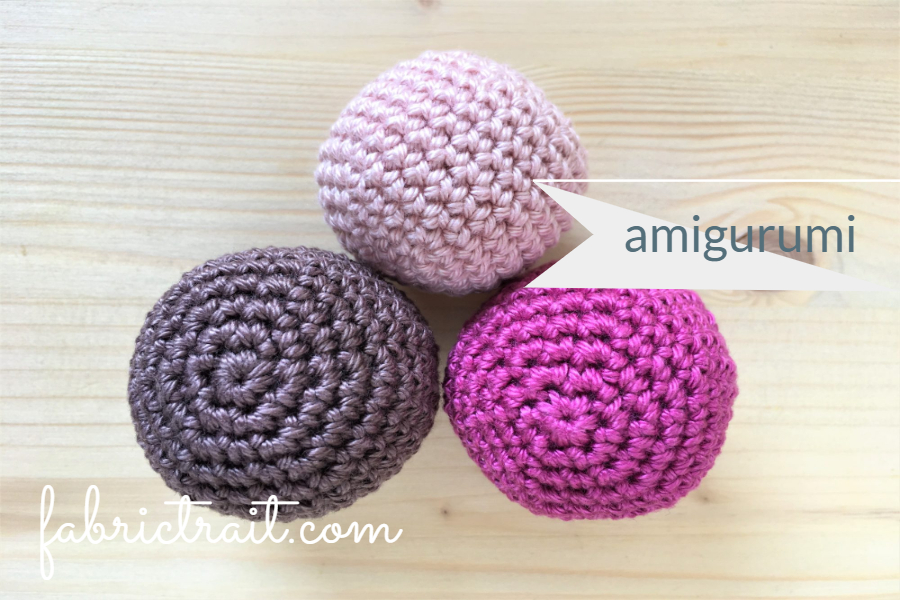 Amigurumi in Crochet