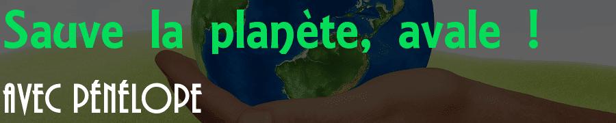 """Image du pornaudio CEI """"Sauve la planète, avale!"""""""