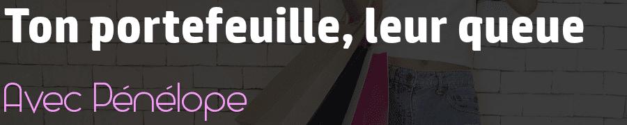 """Image du pornaudio pour cocu """"Ton portefeuille, leur queue"""""""