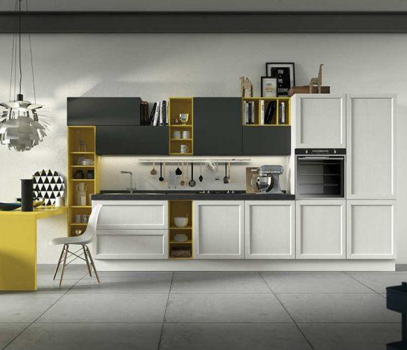 L'arredo di una cucina può essere in stile classico, rustico, contemporaneo, moderno o provenzale. Cucine Moderne Macerata Fabrika Home Solutions