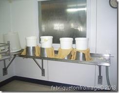Pressage des pâtes pressées