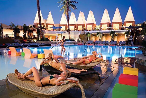 Palms Casino Resort Cones