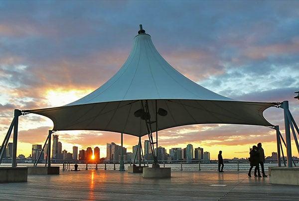Pier 45 at Hudson River Park