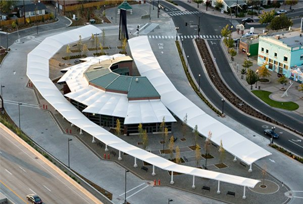 RTC Centennial Plaza Transit Center
