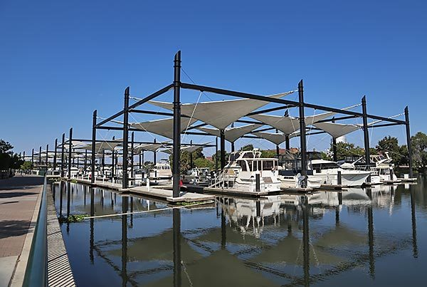 Stockton Waterfront Marina