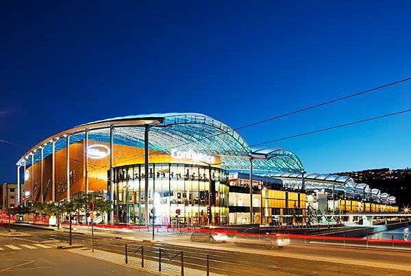 Centre commercial de Confluence