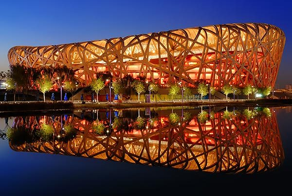 Beijing National Stadium (The Nest)