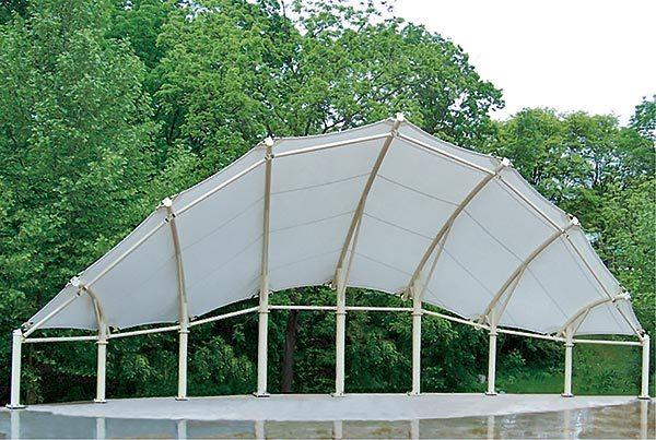 Whites Road Park Bandshell