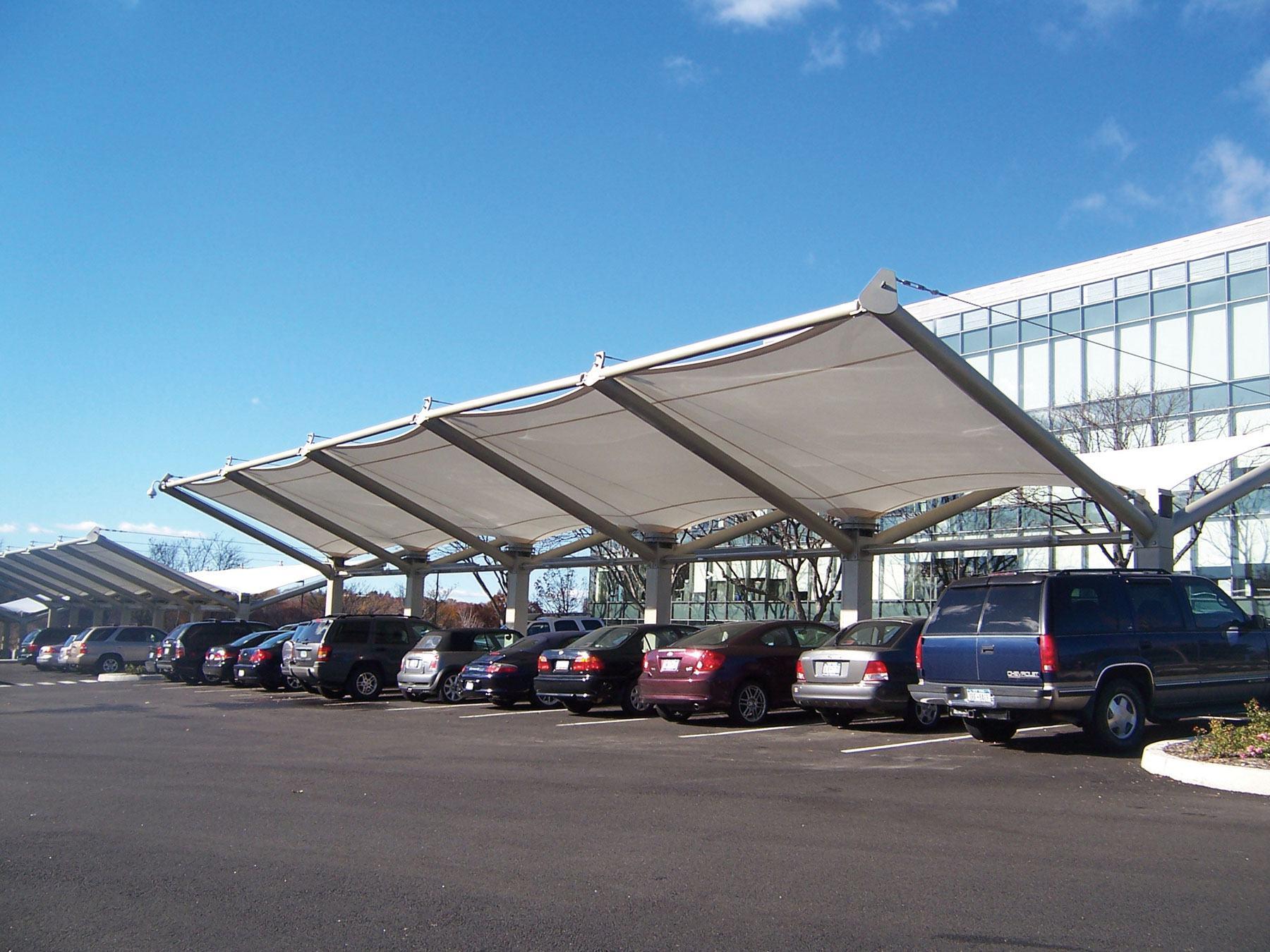 Nokia Inc Corporate HQ PTFE Structure