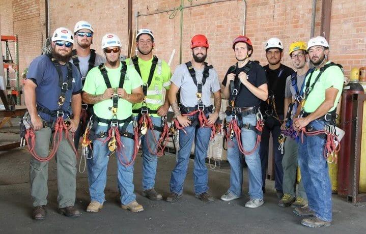 FabriTec Structures Tensile Membrane Rope Guys