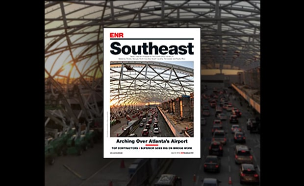 hartsfield-jackson atlanta international airport project in ENR