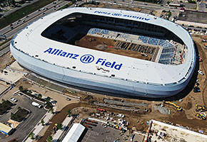 allianz field saint paul mn