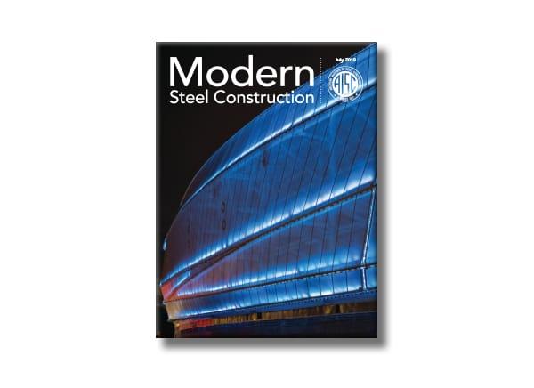 Allianz Field Modern Steel Construction July 19