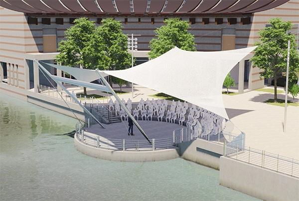 Crystal Bridges Museum Amphitheater