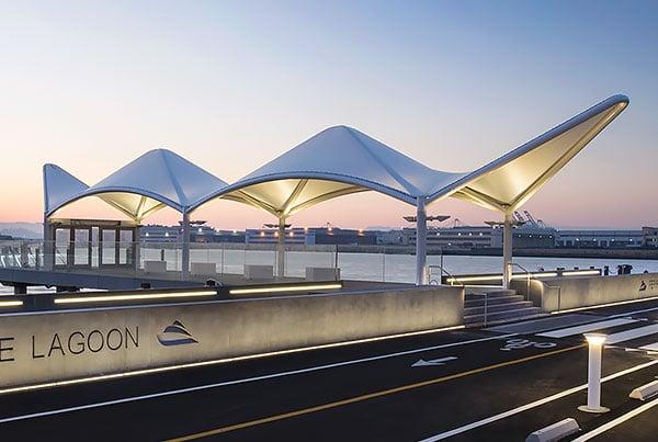 Seaplane Lagoon Ferry Terminal