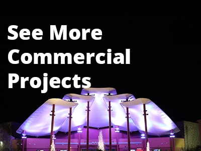 See More Commercial Lightweight Tension Structure Projects