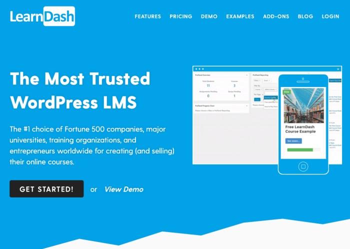 LearnDash Review 2020