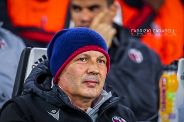 Head Coach Sinisa Mihajlovic (Bologna FC) SERIE A TIM 2019/2020 ---------------------------------------------------------------- Immagini ad uso editoriale • Servizio Agenzie Stampa • Contattateci per informazioni Images for editorial use • Press Agency Service • DM for any information Fabrizio Carabelli © All Rights Reserved -------------------------------------------------------------- FABRIZIO CARABELLI IMAGES #FCI www.fabriziocarabelli.com
