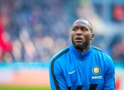 Romelu Lukaku of FC Internazionale during the Serie A 2019/20 match between FC Internazionale vs Cagliari Calcio at the San Siro Stadium, Milan, Italy on January 26, 2020 - Photo Fabrizio Carabelli