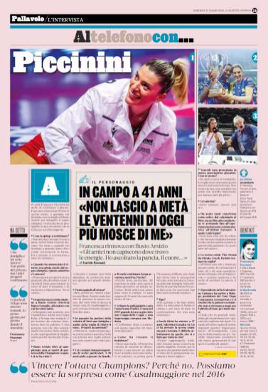 Pubbl. 21_06_2020 LA GAZZETTA DELLO SPORT Piccinini FCI_4771