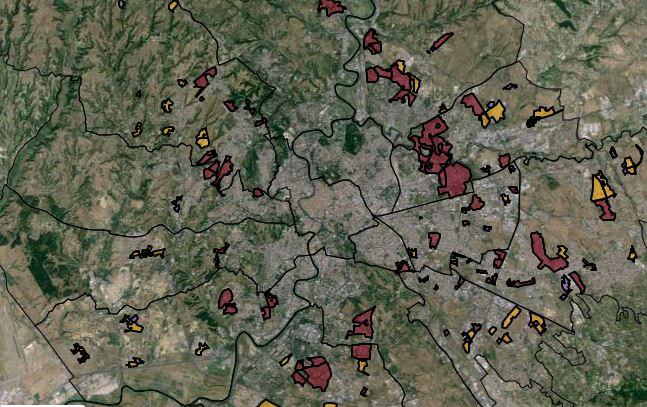 Piani di Zona Comune di Roma