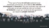 Ayotzinapa Paris Lettera Hollande EPN (9) (Small)