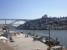 widok z Porto (fot: Dorota Machel)