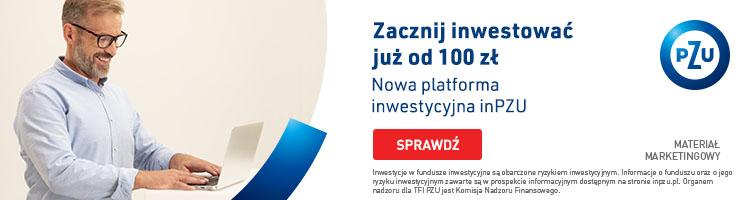 fundusze inwestycyjne pzu